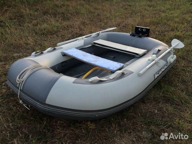 лодка scandic fishlight i 230
