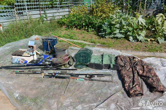 авито липецк продажа для рыбалки
