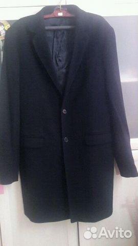 703bce693077 Мужское пальто натуральный кашемир