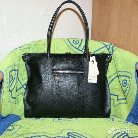 9b5935dd1021 Новая сумка Gaude milano натуральная кожа купить в Москве на Avito ...