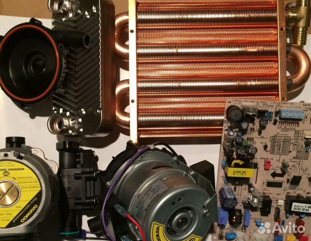 Сколько стоит теплообменник на газовый котел гидроста Кожухотрубный конденсатор Alfa Laval ACFL 450/522 Новотроицк