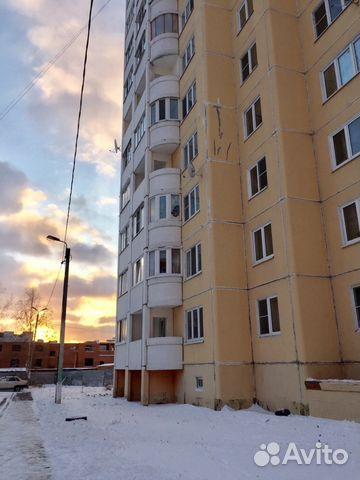 Продается однокомнатная квартира за 2 400 000 рублей. ул Юбилейная, 9.