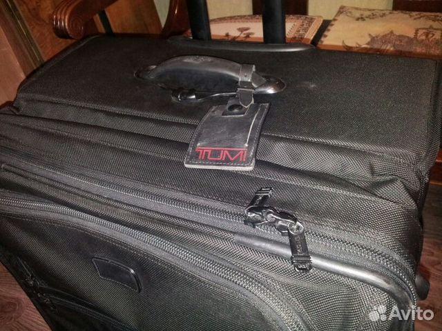 570224a7fe2c чемодан Tumi Usa купить в москве на Avito объявления на сайте авито