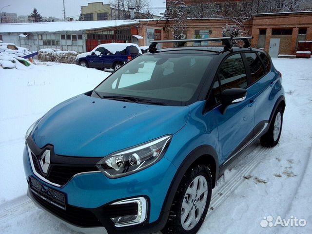 Багажник Lux для Renault Kaptur купить в Краснодарском крае на Avito ... 908d6933497