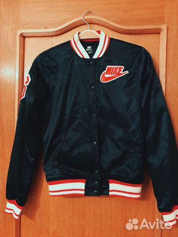 41679dd4 Куртка-бомбер Nike купить в Московской области на Avito — Объявления ...