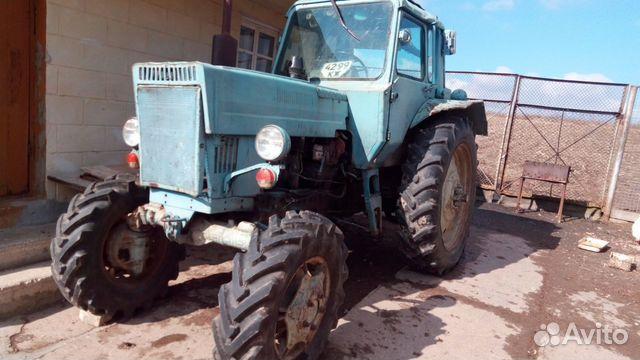 Продажа бу тракторов МТЗ 821 с пробегом купить