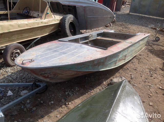 алюминиевые лодки б у южанка