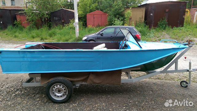 купить бу лодку в воронеже и области на авито