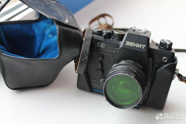 Фотоаппарат зенит-19 89028500337 купить 1