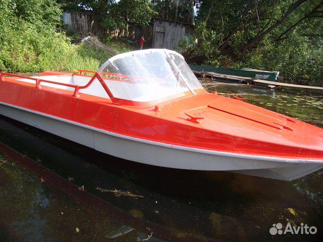 купить лодку обь м на авито по россии