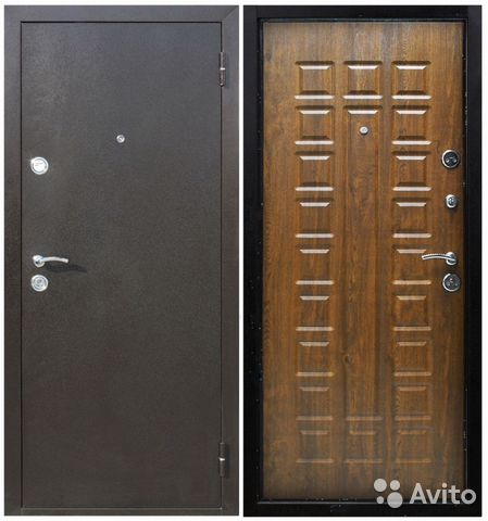 входные двери в квартиру производства одинцово