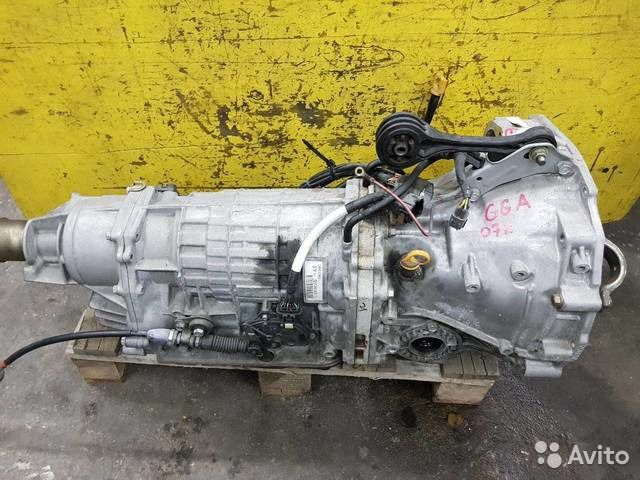 89625003353 Автомат Subaru Impreza WRX