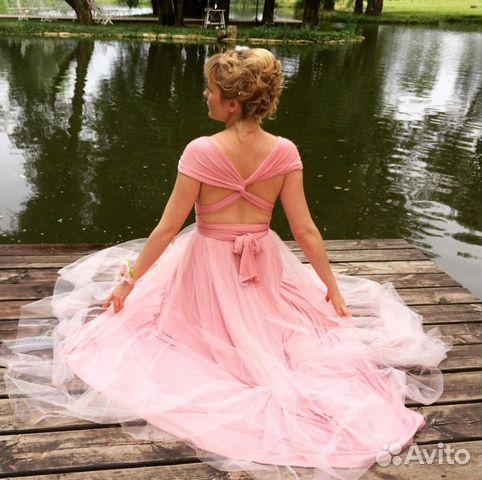 Платье летнее авито воронеж