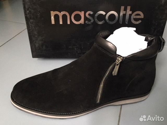 da6610c14892 Ботинки Mascotte (Италия) новые   Festima.Ru - Мониторинг объявлений
