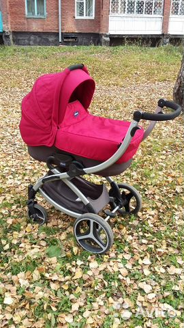 Коляска chicco artic stroller