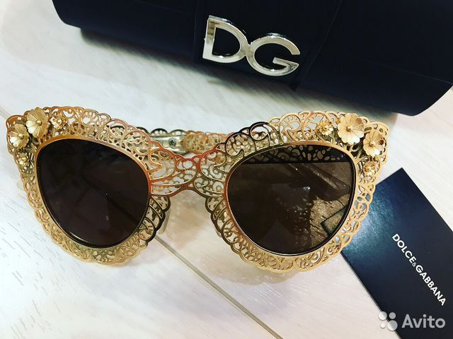 Очки Dolce and Gabbana Дольче Габбана оригинал  c8de000bae3ad