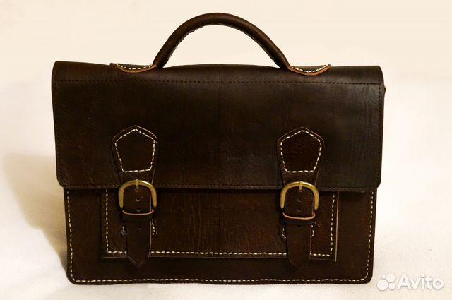ef7a6bd95 Мужская сумка из натуральной кожи | Festima.Ru - Мониторинг объявлений