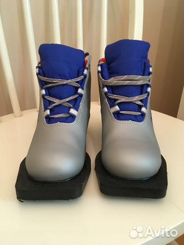 Лыжные ботинки детские Nordway Alta 75 mm р.31   Festima.Ru ... db0297146ea