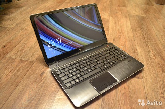 HP ENVY m6-1105dx Notebook PC Product