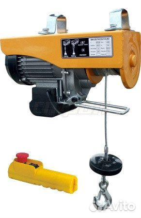 Мини-таль электрическая 500/1000 89506093705 купить 1