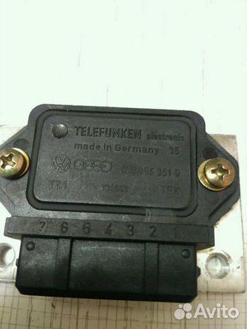 Коммутатор системы зажигания Ауди, VW 89040807885 купить 1