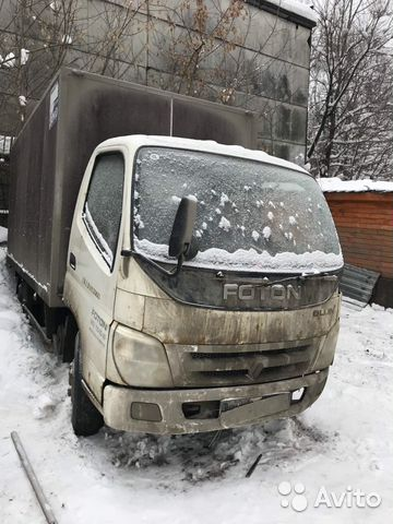 предлагается разборка в москве грузовиков фотон только начинала