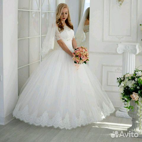 a58c178213d Красивые свадебные платья (от 38 до 54 размера) купить в Томской ...
