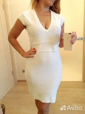 c17f493fcb4 Белые брендовые платья. Пляжная туника