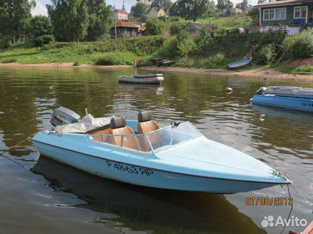 купить лодку казанка б.у. в ярославской области