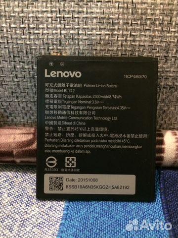 Батарея от Lenovo А 6010 купить в Хабаровском крае на Avito ... 273285e8252b8