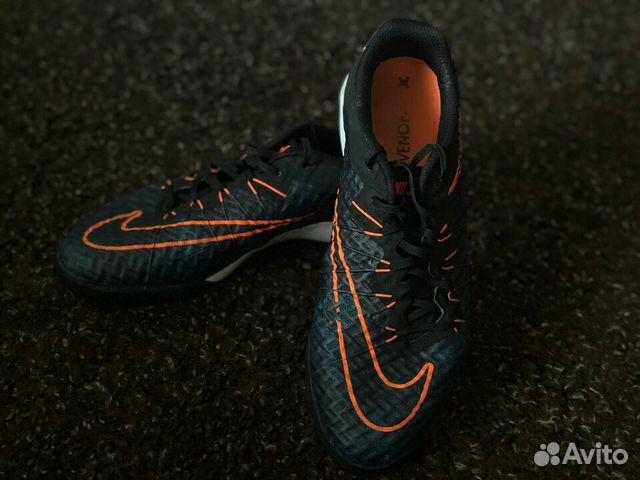 84d46151 Бутсы - сороконожки Nike HyperVenom X Finale (TF) купить в Санкт ...
