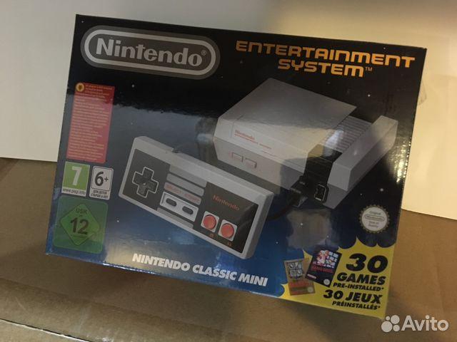 2ab0fa8395699 Nintendo Classic mini NES+30 игр   Festima.Ru - Мониторинг объявлений