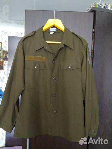 12cf73baad1fa Рубашка армии Австрии М-75 | Festima.Ru - Мониторинг объявлений