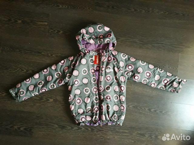 Продам куртку Reima р.140 демисезон 89814760626 купить 4