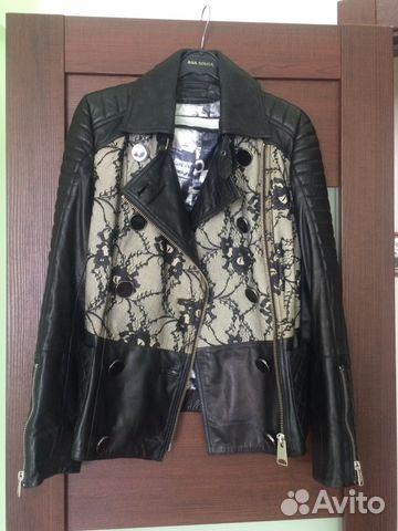 Куртка кожаная 89501330627 купить 1