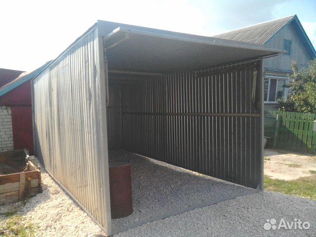 Купить в тамбове металлический гараж купить гараж воронеж железнодорожный район