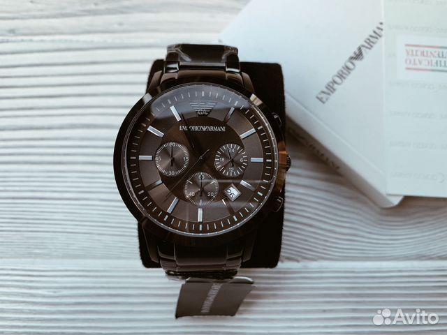 Emporio armani часы мужские фото цены без посредников