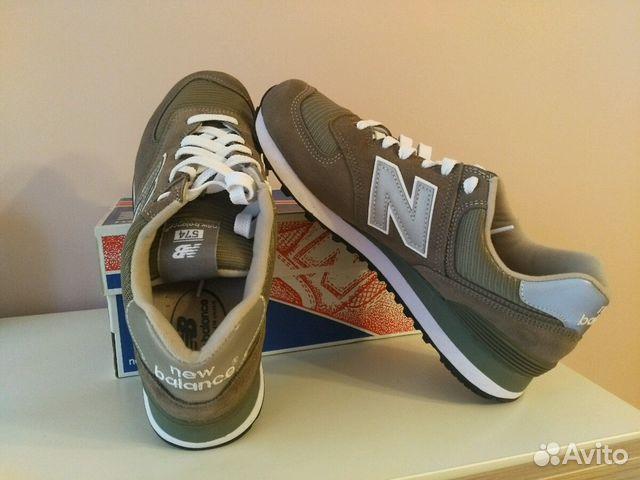 Новые New Balance 574, размер 44,5   Festima.Ru - Мониторинг объявлений 2d877091942