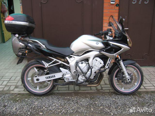 Yamaha fazer FZ6-S 89897913734 купить 2