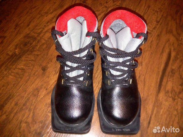 Породам детские лыжные ботинки   Festima.Ru - Мониторинг объявлений 5db8e020fa1