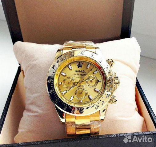 Часы Rolex Cosmograph Daytona с автоподзаводом