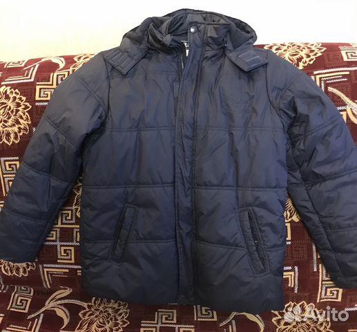 77433a6c5 Куртка демисезонная подростковая | Festima.Ru - Мониторинг объявлений