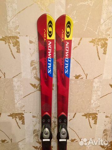 b61e9660b316 Горные лыжи Salomon Equipe 10 T2V 155   Festima.Ru - Мониторинг ...
