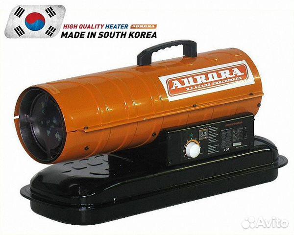 89659808808 Тепловая пушка без отвода Aurora TK-12000 дизель