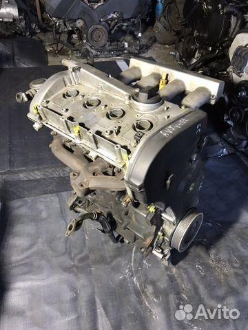 двигатель Audi A4 B6 Avj 18t V20 150 лс 2004г купить в омской