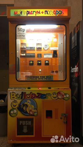 Торговые игровые автоматы