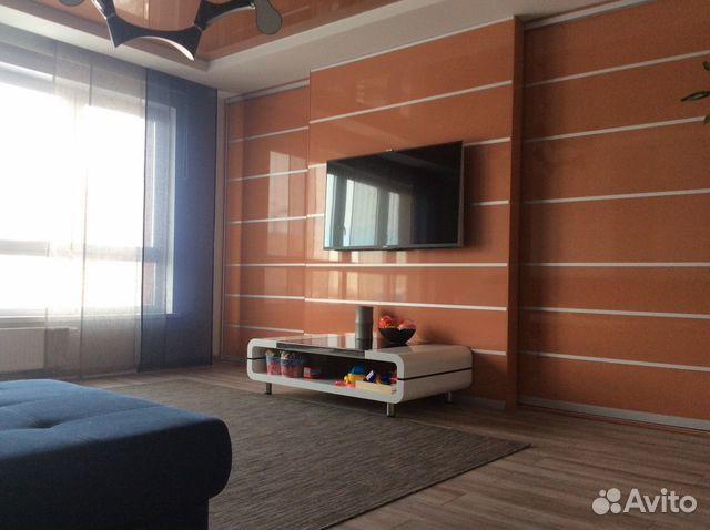 Продается трехкомнатная квартира за 12 500 000 рублей. Тюмень, улица Максима Горького, 68к3.
