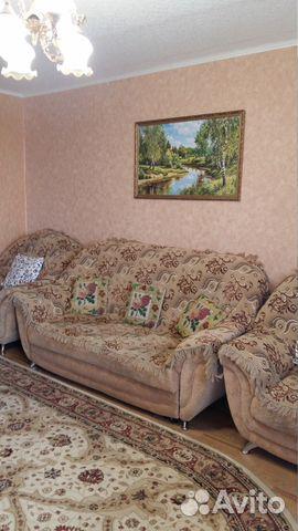 Продается трехкомнатная квартира за 4 800 000 рублей. ул Голубятникова, 24.