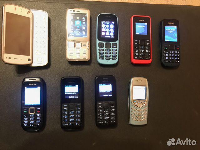 53cea732a3aac Телефоны 19 шт. Nokia, Alcatel, Philips, Fly | Festima.Ru ...