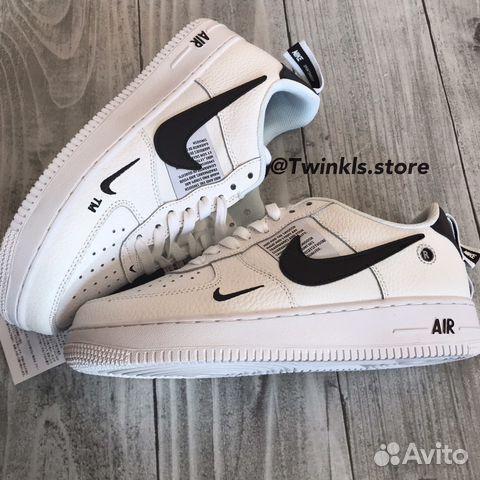 71fd5b9e Кроссовки Nike Air Force Utility купить в Санкт-Петербурге на Avito ...